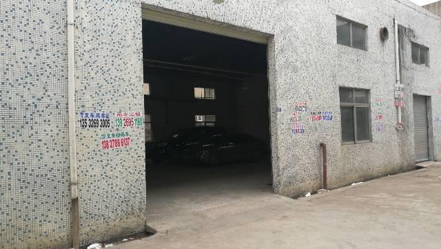 东莞市凤岗新出6米高无立柱厂房