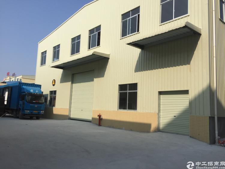 独栋钢构2层厂房1500平方