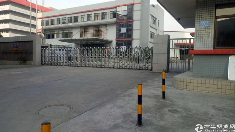 东莞市独门独院标准厂房20000平方出租原房东