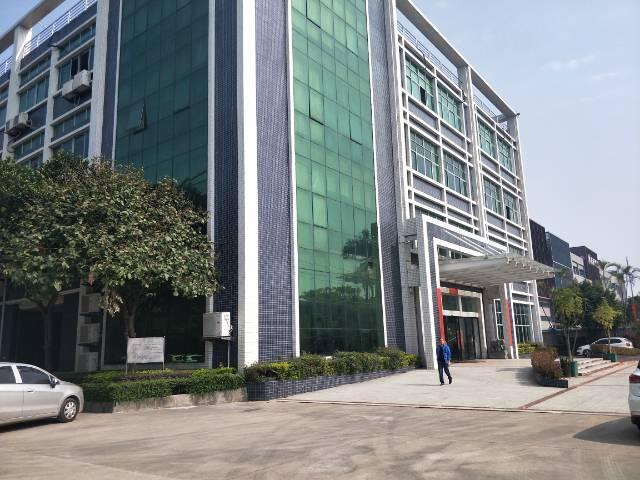 新塘花园式标准厂房 带豪华装修  可分租-图2