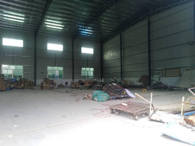 小面积钢构厂房原房东