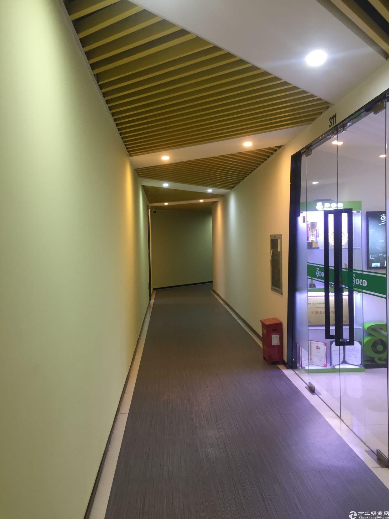 龙华苏州园林式高端写字楼出租大小可分