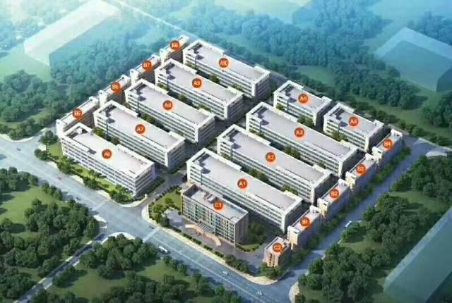 16万平米厂房招租