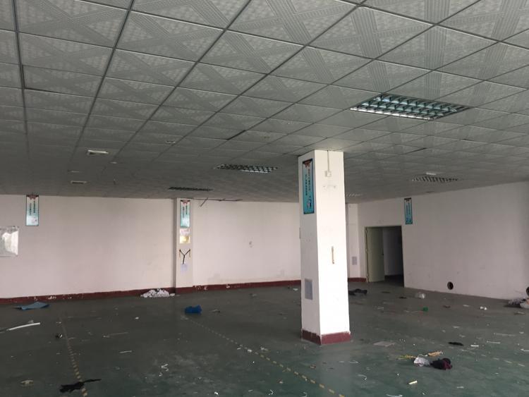 福永107国道标准厂房带装修办公室出租
