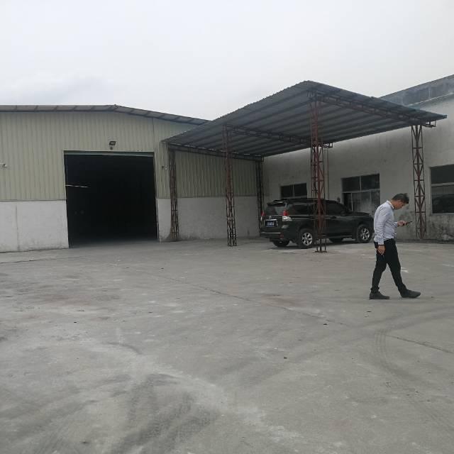 全新铁皮厂房4000平方带牛角