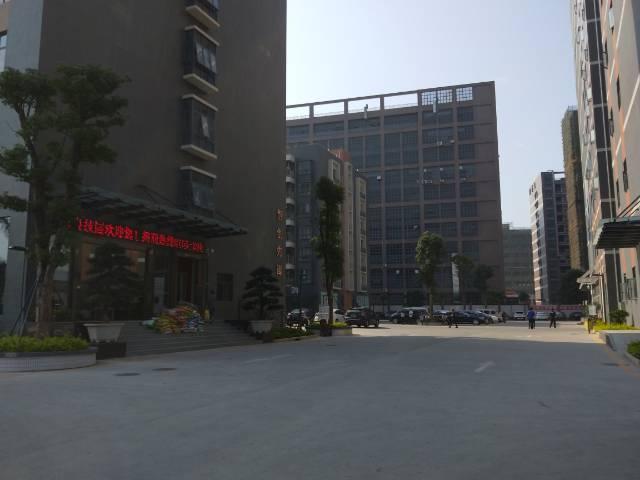松岗107国道边带红本研发贸易中心招租-图7