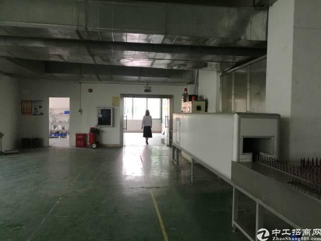 福永和平楼上1500平米喷油厂出租-图2