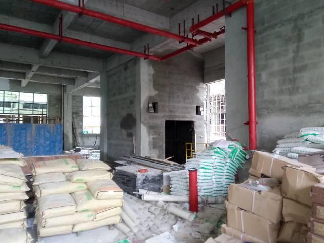 惠阳秋长新塘新出全新标准一楼2000平米厂房出租层高6米