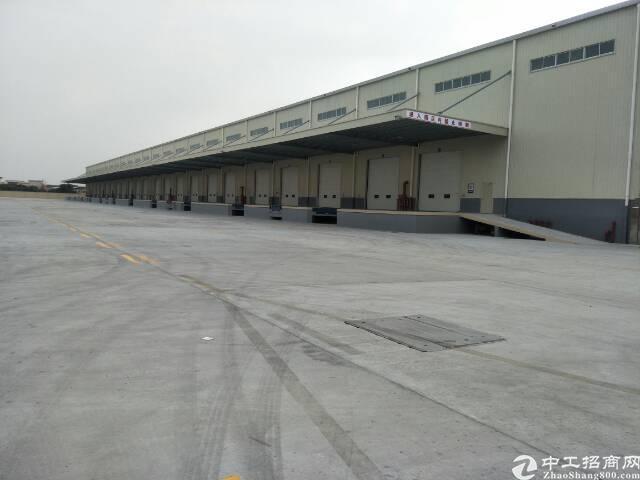 广州大型物流仓