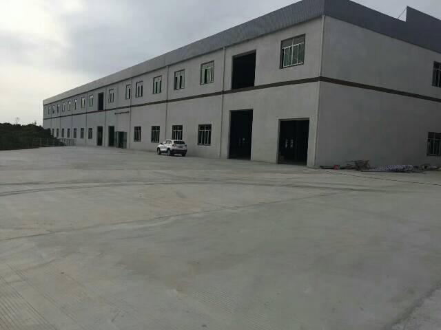 惠州惠阳新圩约场博深高速5公里新出钢构独院11800平方出租-图2