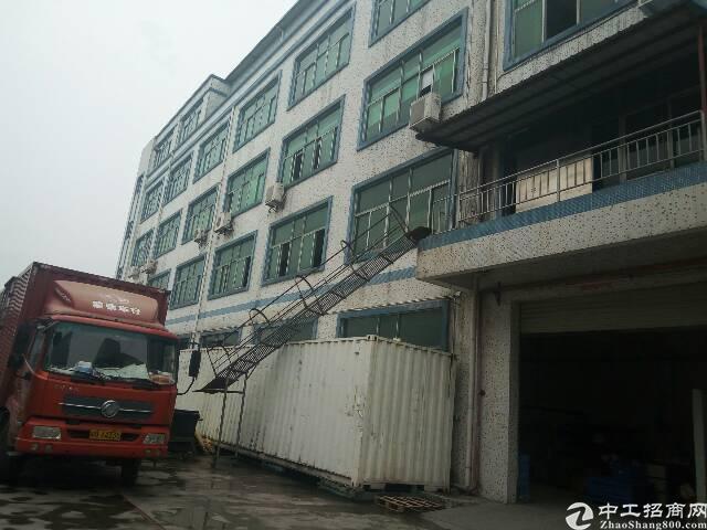 辅城坳工业区新出一楼1180平米厂房对外出租