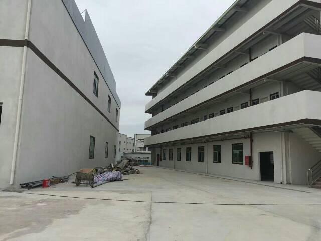 惠州惠阳新圩约场博深高速5公里新出钢构独院11800平方出租-图4