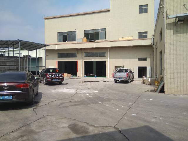 惠州新出精装标准厂房一楼800平米,现房-图2
