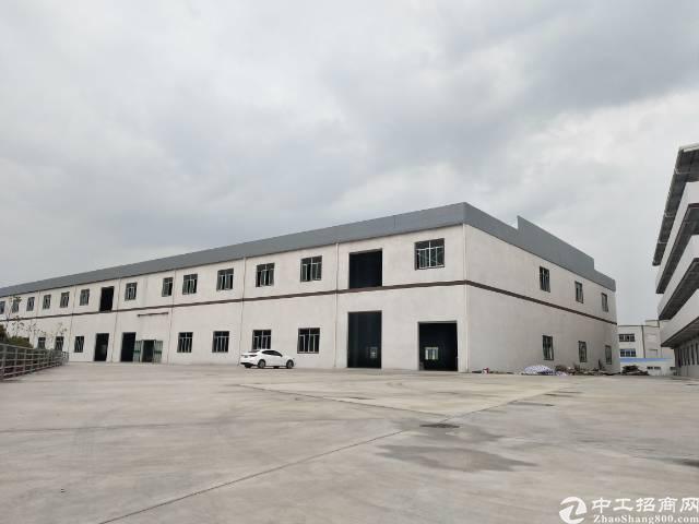 清溪红本独院厂房14000平,一楼高6.5米