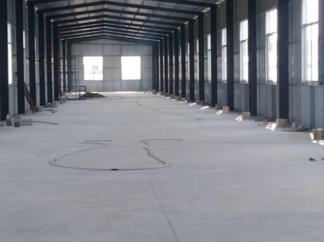 原房东独门独院钢构厂房