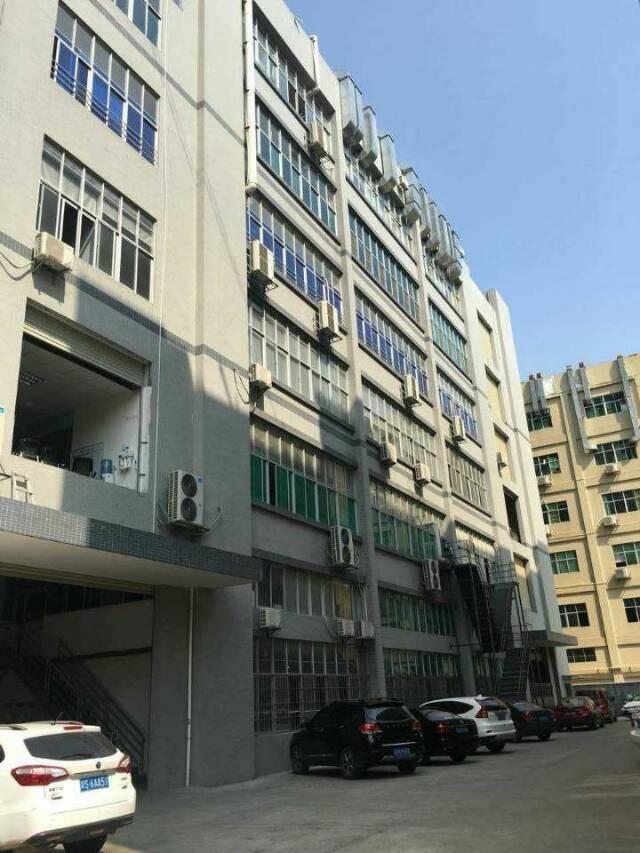 平湖华南城上木古工业区精装修厂房1300平方
