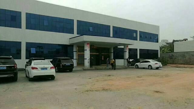 平湖5200平方独门独院标准厂房出租