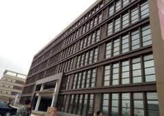 北部新区高新产业加速器,高大上办公楼
