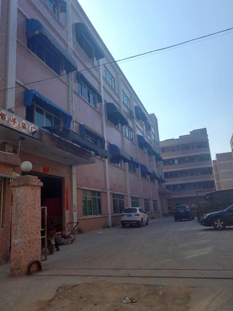 公明南光高速口原房东独院厂房1-4层5250平