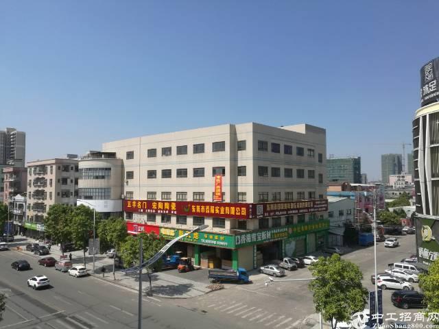 黄江镇中心二三四楼4500平方出租