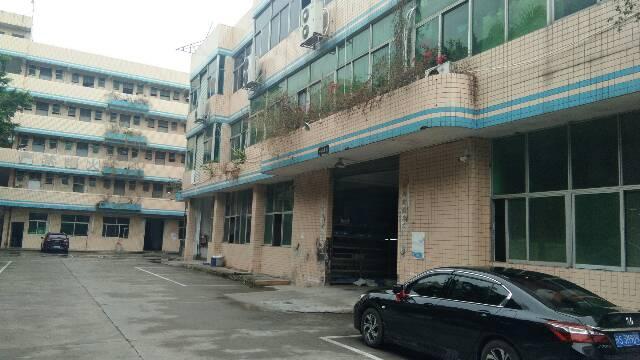 平湖富民工业区一楼5米高标准厂房出租