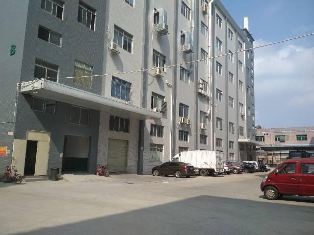 凤岗镇新空出标准厂房高度6.5米一楼2400㎡