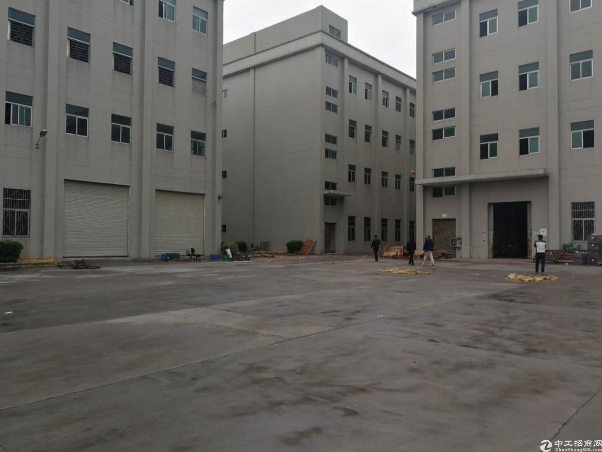 塘厦科宛城2万3花园式独门独院厂房出租