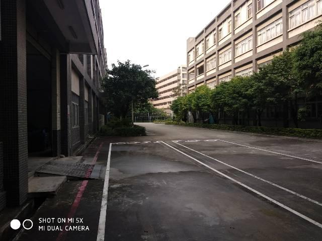 厚街花园电子厂分租超靓标准一楼厂房