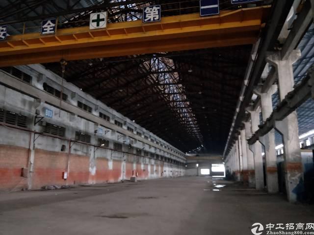 单一层12米高7000平方有两台20屯行水电齐全交通非常好