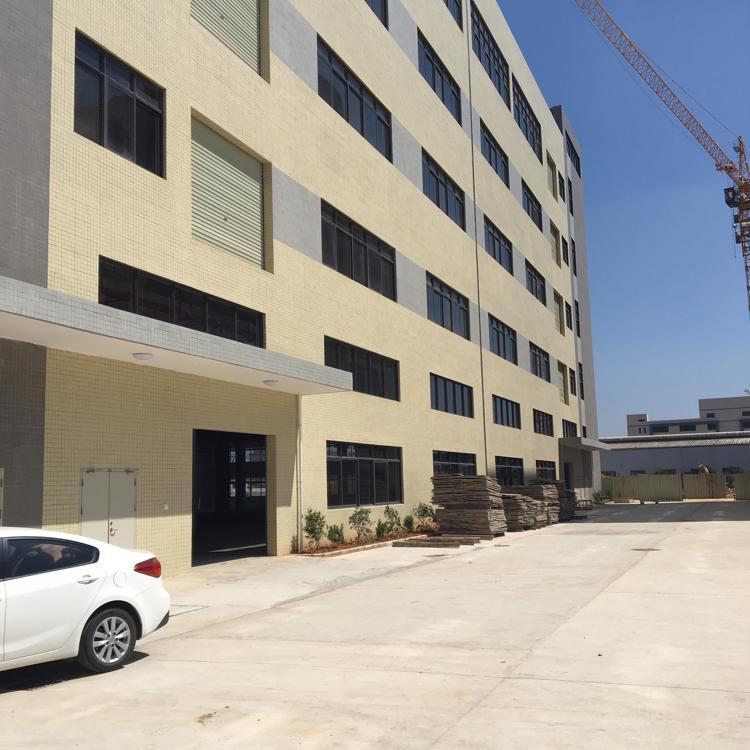 惠阳沙田东部工业园内招租独栋厂房19500平米。