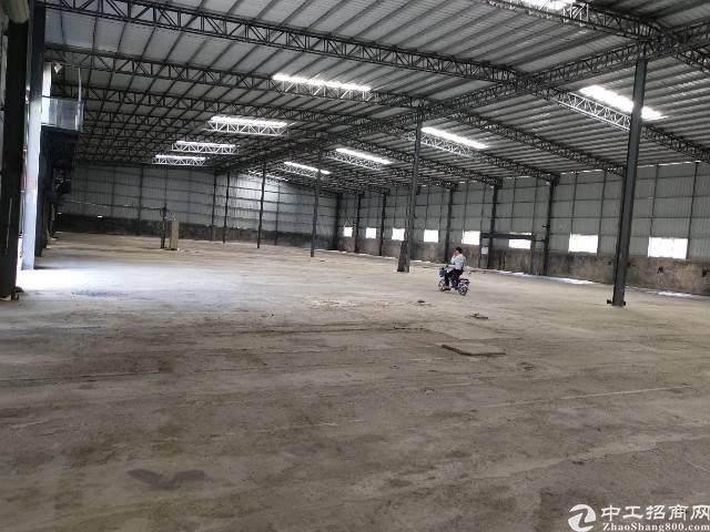 全新钢构厂房3600平可分