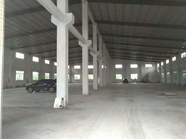 万江共联新建九米高钢构出租