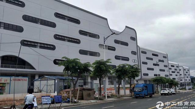 普洛斯国际物流仓储中心。 深圳大型国际仓库出租