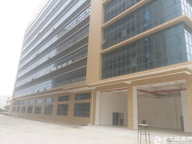 石岩 原房东 独栋厂房10600平招租