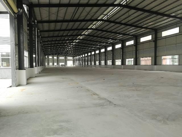 单一层厂房8米高