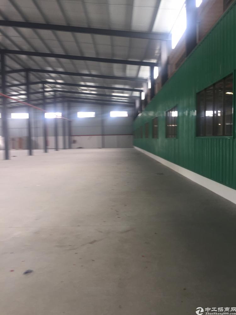 东莞横沥钢结构原房东1500平方招租