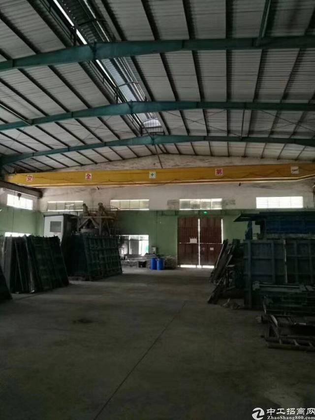 惠州惠城仲恺新出独院钢构厂房出租适合物流设备注塑