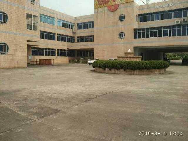 嘉华酒店附近花园式厂房7000平米