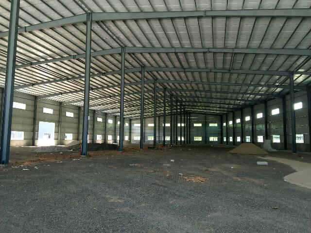 东莞塘厦大坪高速出口滴水10米全新钢构2万平方招租,可分租