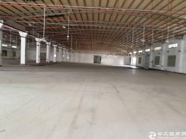茶山镇独门独院单一层原房东厂房招租