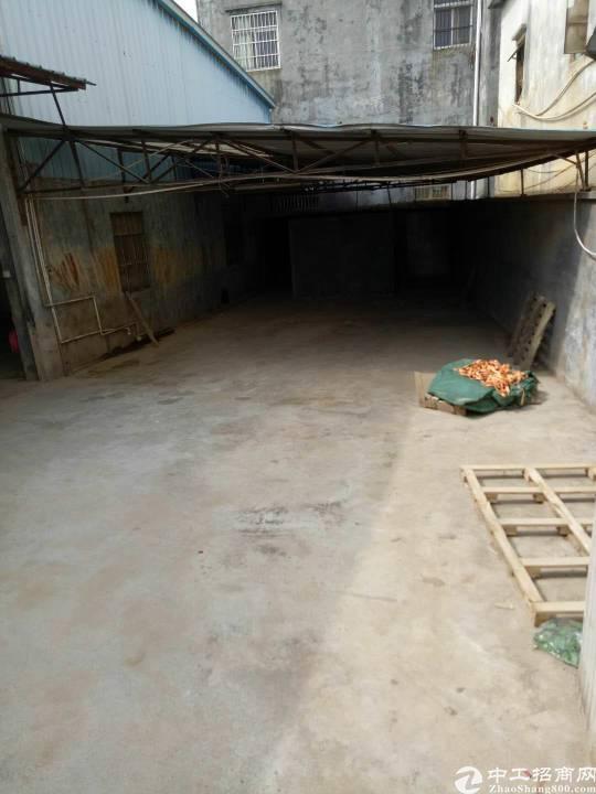 大岭山新出钢构厂房