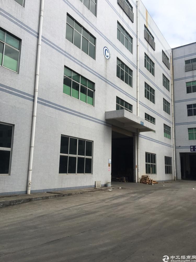 惠阳秋长茶园将军路边大型工业园内30000平米分租
