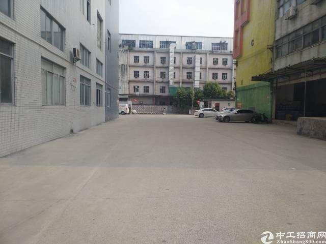 凤岗镇油甘铺空出一楼2400平方办公室装修