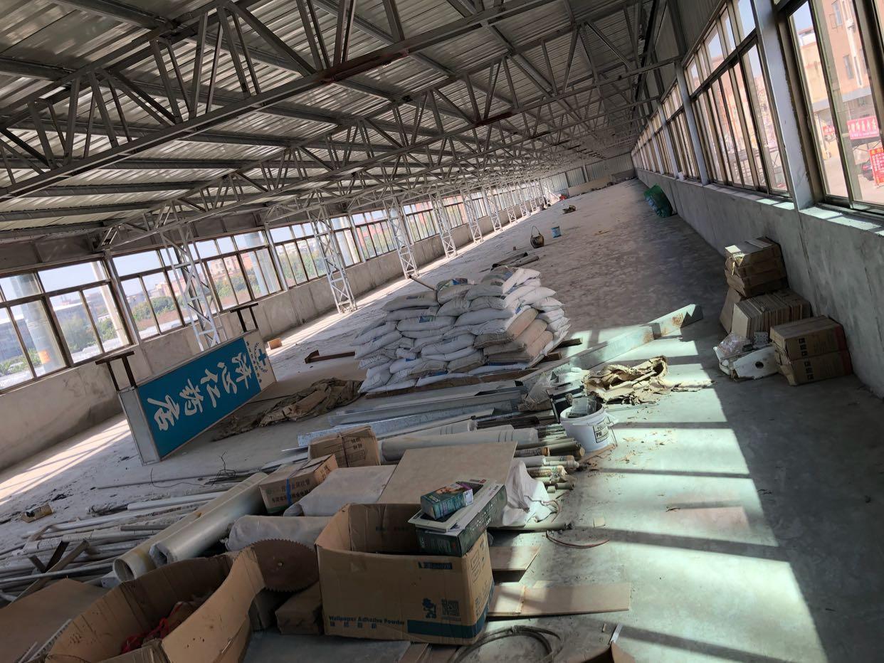 沙田镇二楼全新钢构厂房