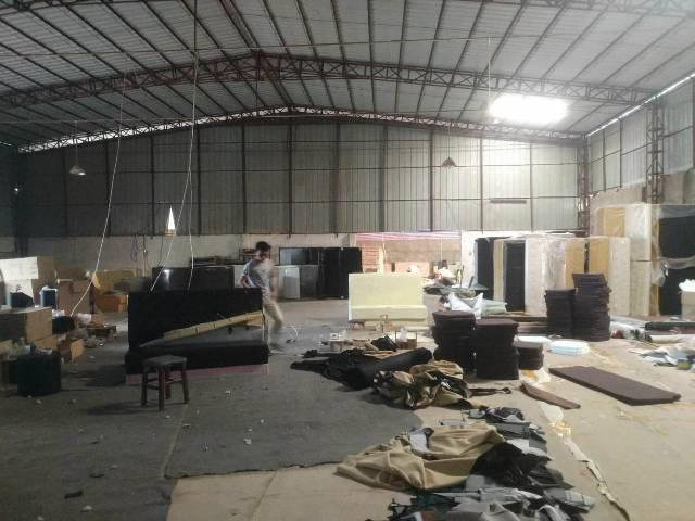 厚街新出独院钢构厂房招租2500平方米