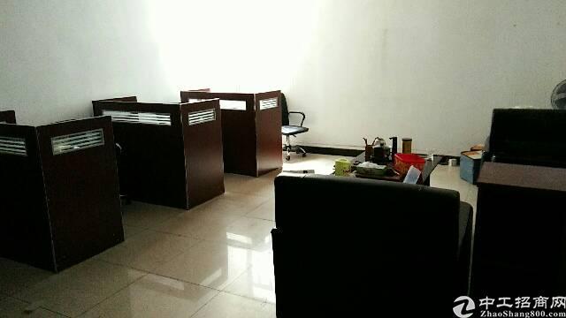 厚街精装带办公室厂房500-2500出租可分租
