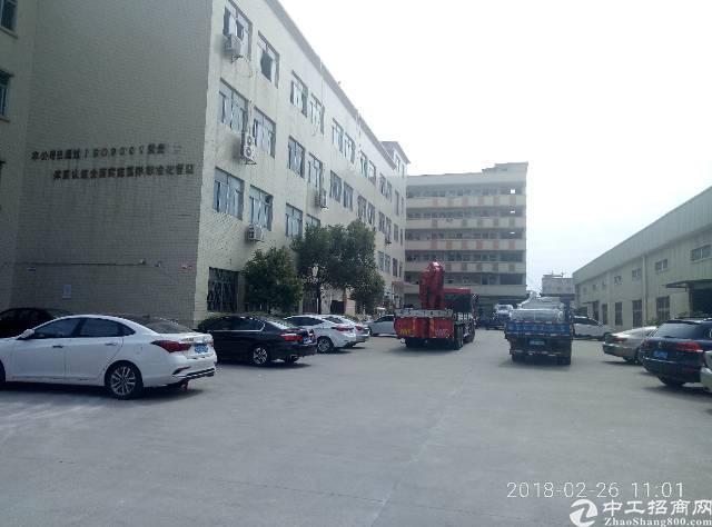 寮步工业园一楼标准厂房分组1000平