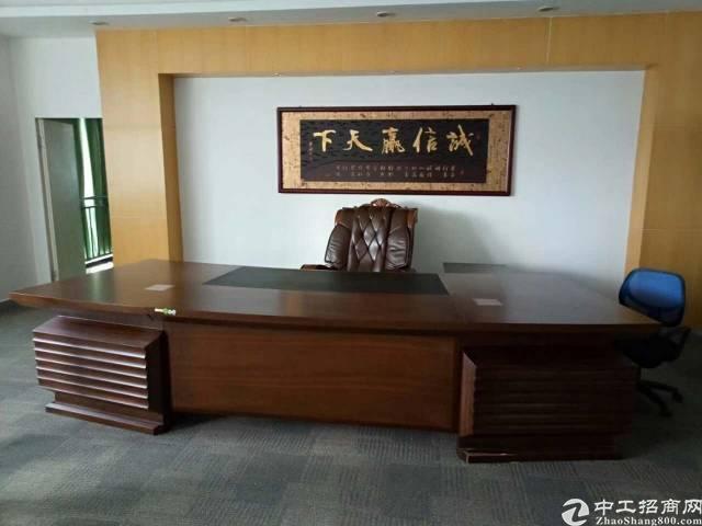 清湖新出带精装修办公室标准厂,