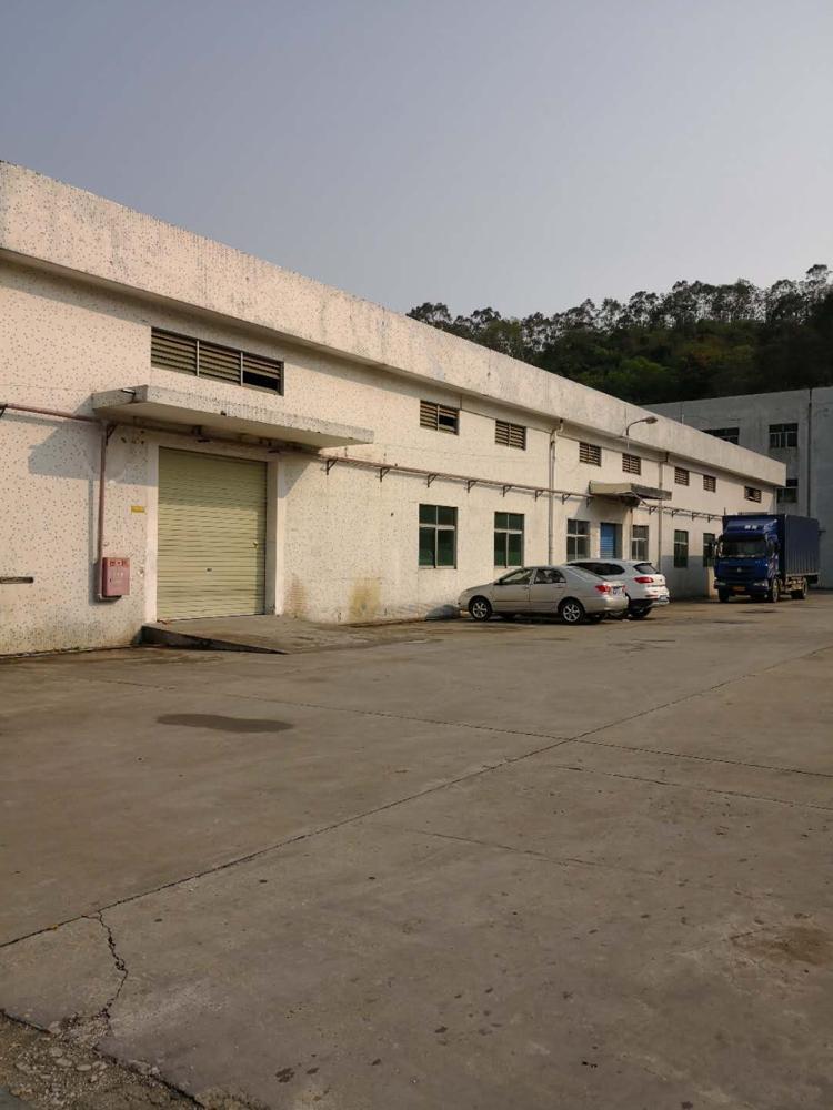 清溪原房东钢构厂房1500平米出租