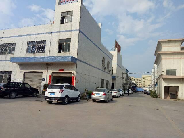 坑梓1250平方标准钢构厂房,层高7米